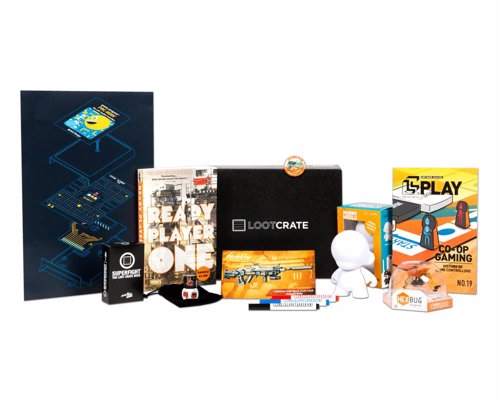 Loot Crate Geek & Gamer Box - Loot Crate is an epic monthly subscription box for geeks and gamers