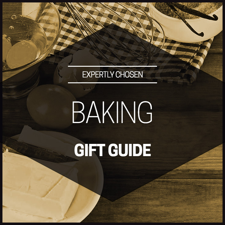30+ Sweet Gifts For Bakers (Christmas 2018)