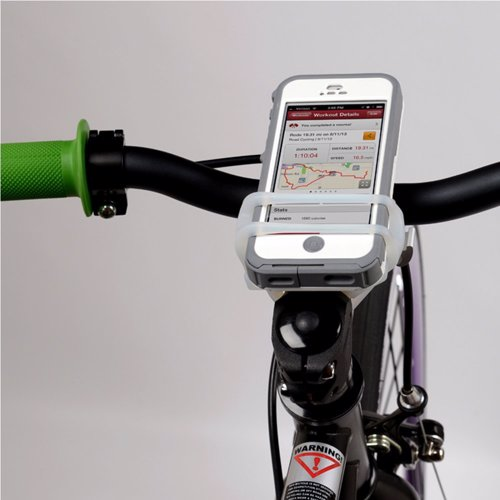 Nite Ize HandleBand Bike Smartphone Holder - Simple and effective smartphone mount for bikes