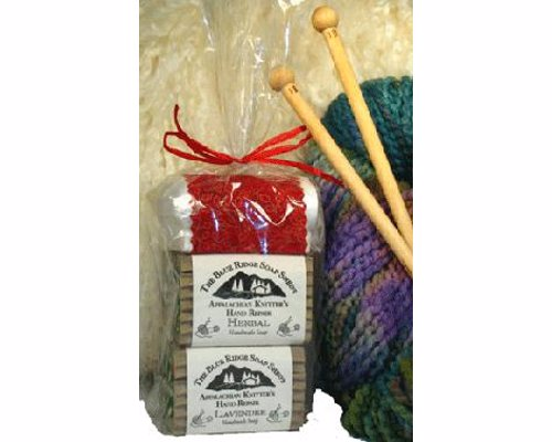 Appalachian Knitter's First Aid Kit
