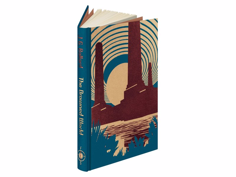 Folio Society Editions: Science Fiction, Horror & Fantasy - Beautifully crafted books covering the best of science fiction, dystopian worlds, classic horror and fantasy