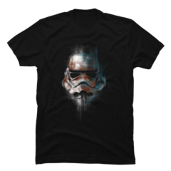 Amazing Star Wars Tees - Fantastic, unusual Star Wars shirts featuring original art from the Design By Humans community.