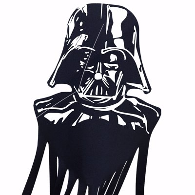 Darth Vader Kite - Outdoor fun for star wars geeks in touch with their inner child