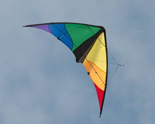 Beginner Level Stunt Kite - Release your inner child and learn to fly a stunt kite