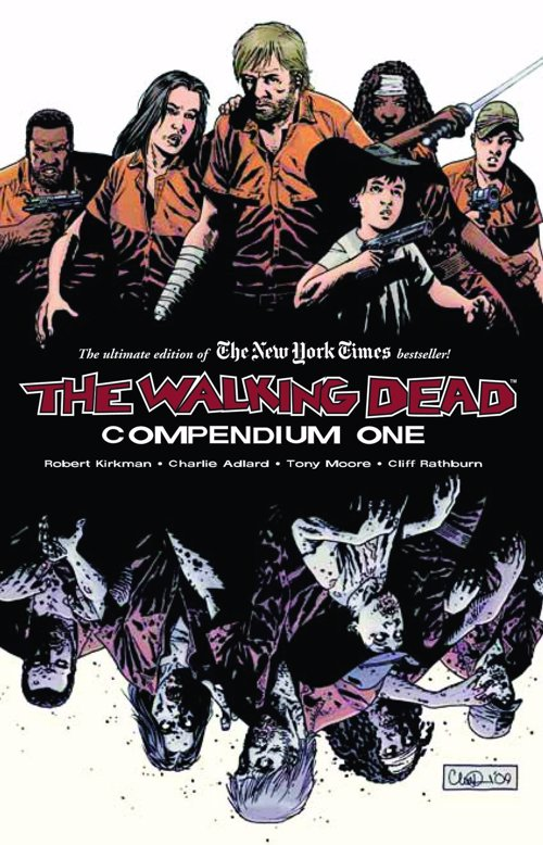 Walking Dead Comic Compendium - The first 8 volumes of the original comic that spawned the hit TV show