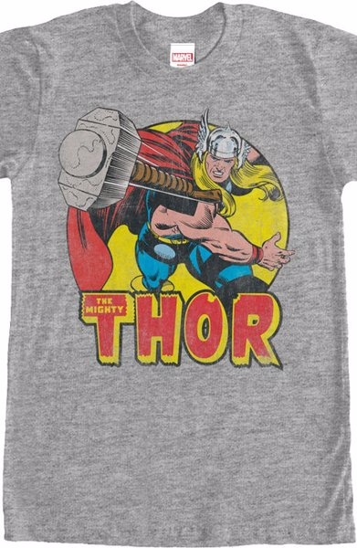 Superhero T-Shirts - Classic tees for all your favorite superheroes and supervillains