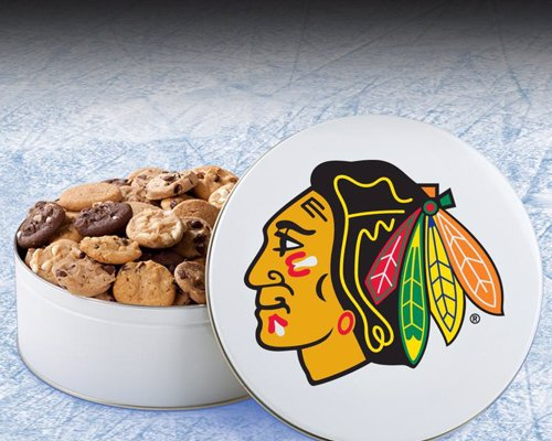 Mrs. Fields NHL Team cookies