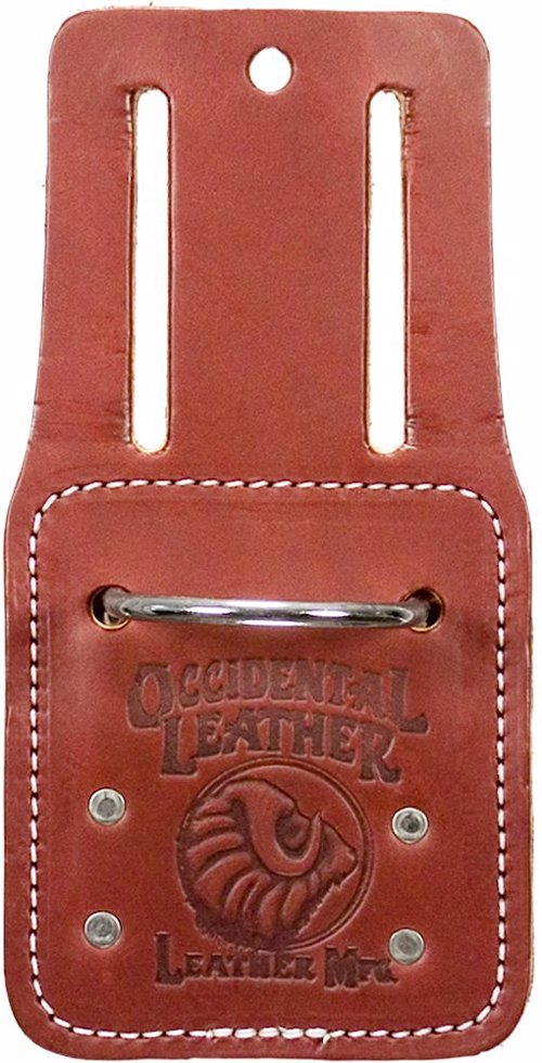 Occidental Leather 5012 Hammer Holder - Holds a hammer, and makes you look good