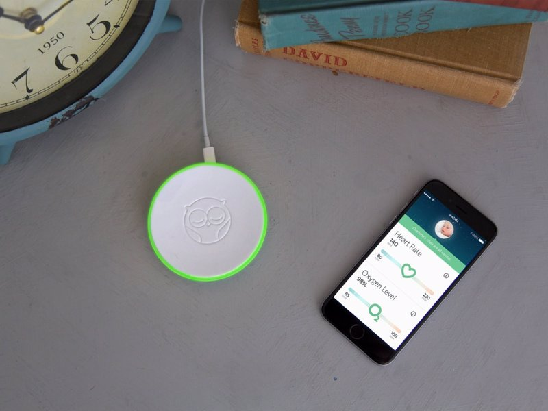 Owlet Baby Oxygen And Heart Rate Monitor Expertly Chosen