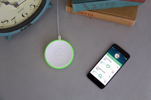 Owlet Baby Oxygen and Heart Rate Monitor - Designed to alert you if your baby stops breathing. There is no greater gift for a parent than peace of mind