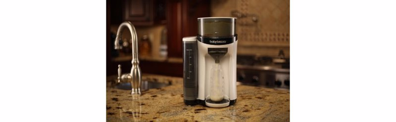 Baby Brezza Formula Pro One Step Food Maker - No more dealing with the hassle of making a bottle by hand with these easy formula making machine