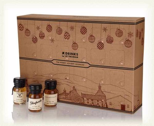 The Whisky Advent Calendar - Featuring a surprise dram a day, this is surely the greatest advent calendar known to humankind