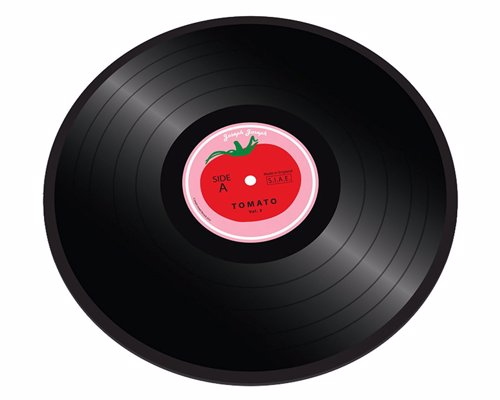 Joseph Joseph Vinyl Record Chopping Board
