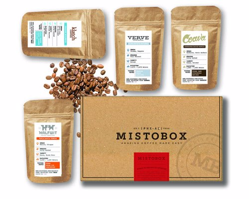 MistoBox Gourmet Coffee Subscription