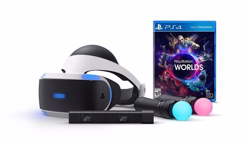 PlayStation VR - Get an amazing virtual reality gaming experience at home using your ps4