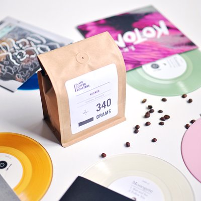 Turntable Kitchen - Food & Music Pairing Subscription - Monthly food and vinyl record subscription service featuring seasonal recipes and exclusive vinyl records