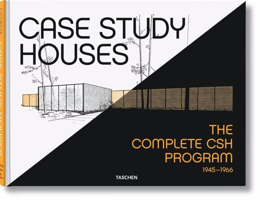 Case Study Houses - An extensive and sumptuous visual record of The Case Study House program (1945-66).