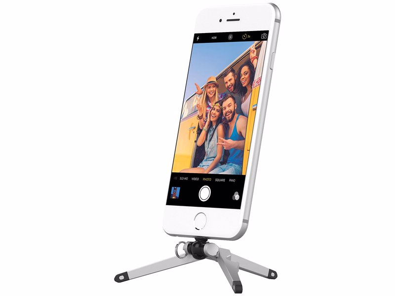 Kenu Stance Tripod for iPhone - A sleek, small and compact iPhone tripod makes it a breeze to take great photos, videos and timelapses