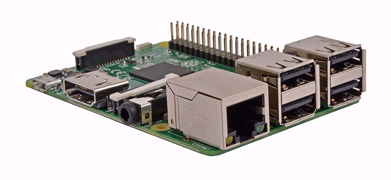 Raspberry Pi Starter Kit - The famously versatile, credit-card sized computer capable of a million different uses for beginners and enthusiasts alike.