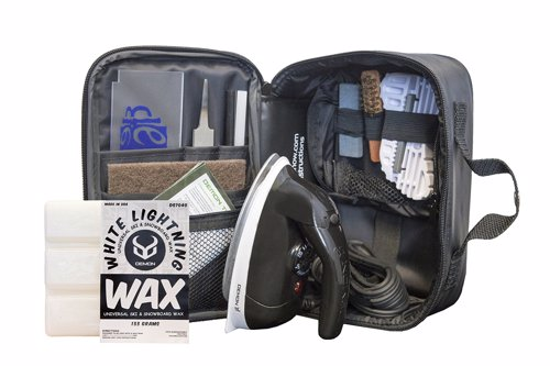 Ski & Snowboard Tuning Kits - Everything you need to wax, edge and repair scratches on your skis or snowboard
