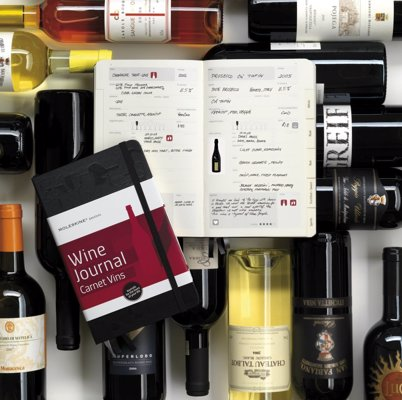 Moleskine Wine Journal - Collect and organize your tasting experiences