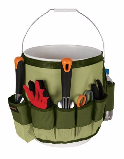 Garden Bucket Tool Caddy - Carry your tools with you when you're out and about in the garden