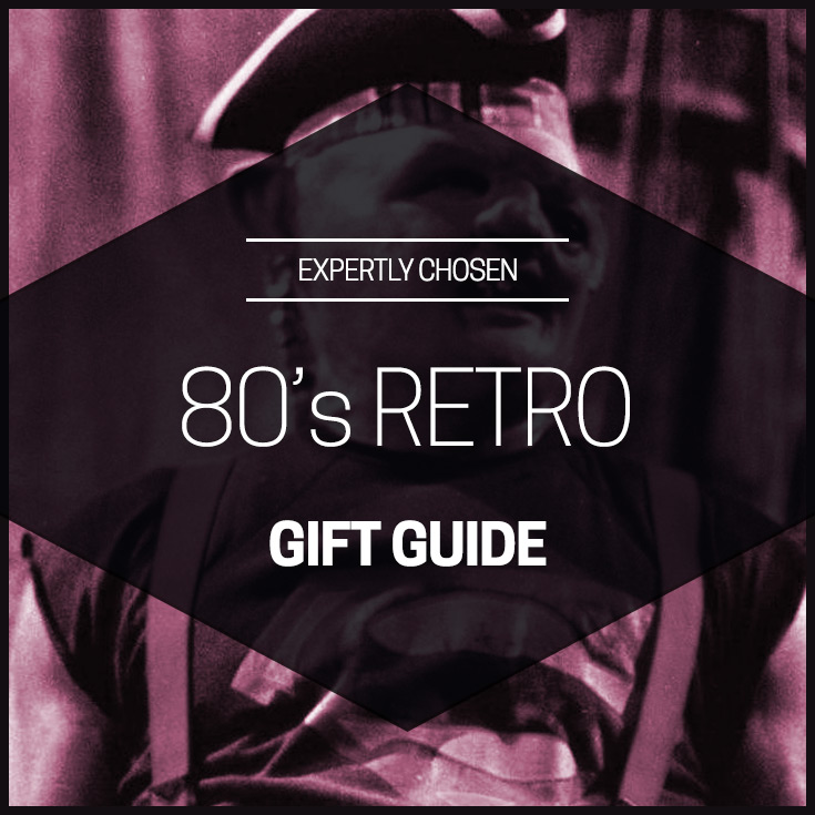 Gifts for Guys & Girls Crazy About The 80s (2019)   Expertly Chosen