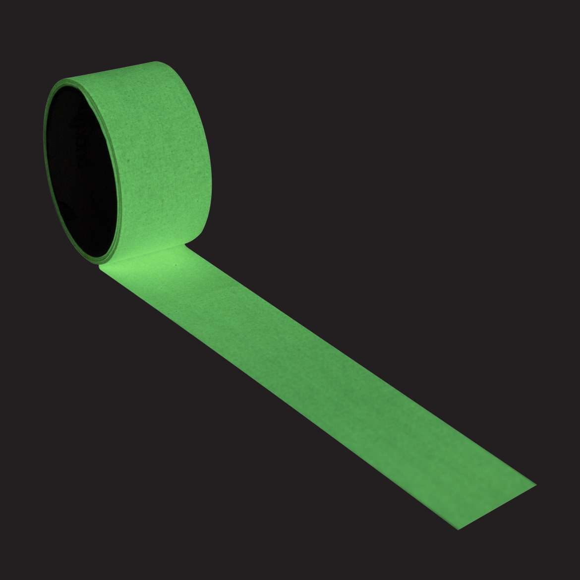Glow In The Dark Tape - Never lose your equipment in the depths of your tent or rucksack again