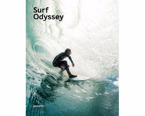 Surf Odyssey: The Culture of Wave Riding - A striking visual homage to surfing, sure to inspire many further surfing exploits