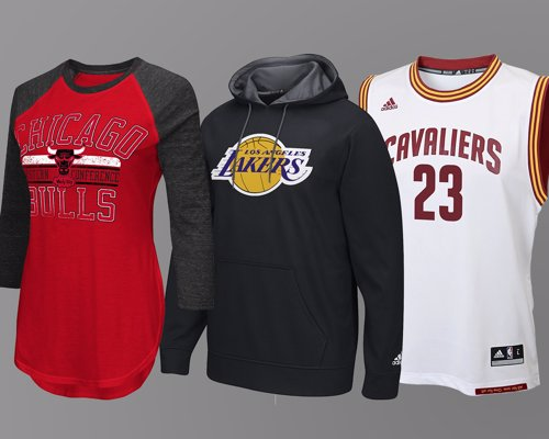 Amazon NBA Fan Shop - Jerseys, sweatshirts, t-shirts, caps, accessories and more for every NBA team