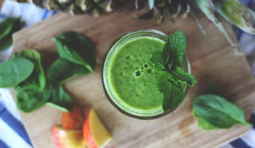 Green Blender Smoothie Subscription - Everything you need to make healthy, organic and vegan friendly smoothies delivered to your door every week