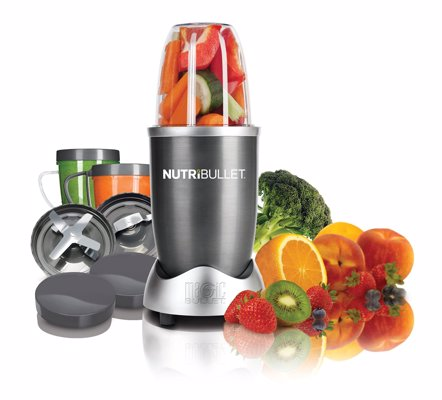 NutriBullet Smoothie Blender - This is THE blender for anyone with a sporty or healthy lifestyle