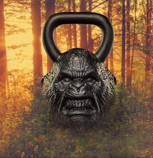 Primal Kettlebells - Fiercely sculpted kettlebells for a primal workout