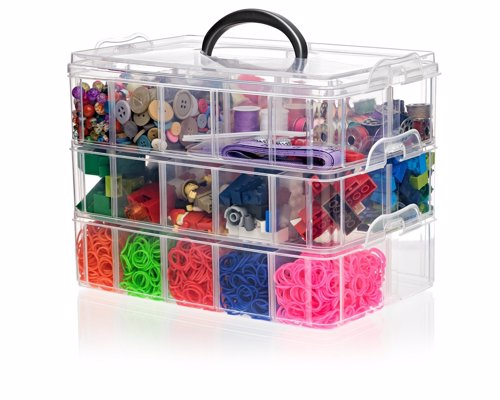 Snapcube Stackable Arts & Crafts Organizer