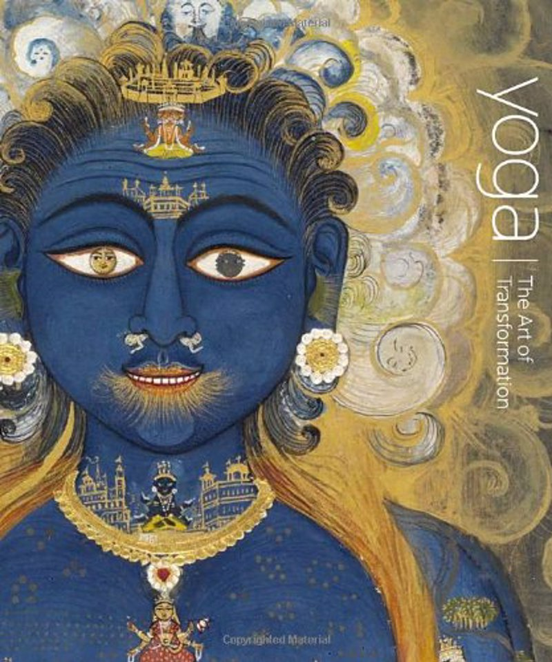 Yoga: The Art of Transformation - A beautiful art book for anyone with a passion for yoga