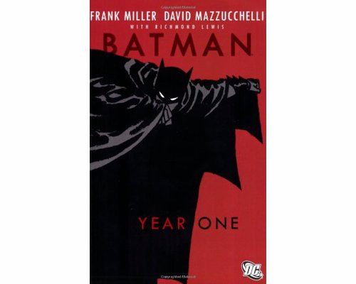 Batman: Year One - This groundbreaking reinterpretation of the origin of Batman is one of the most important and critically acclaimed Batman adventures of all time