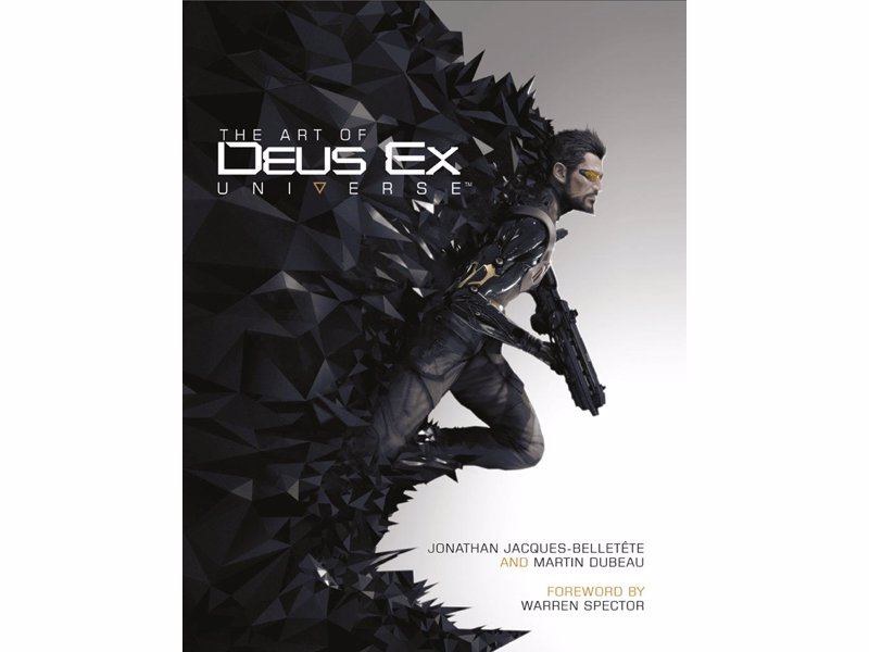 The Art of Deus Ex Universe - Fantastic insight into the exceptional design work of Eidos-Montréal in creating the world of Deus Ex, a dystopian future that blends renaissance and cyberpunk themes