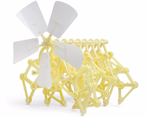 Strandbeest Kit - Build a working scale model of one of Theo Jansen's wind-propelled beach animals