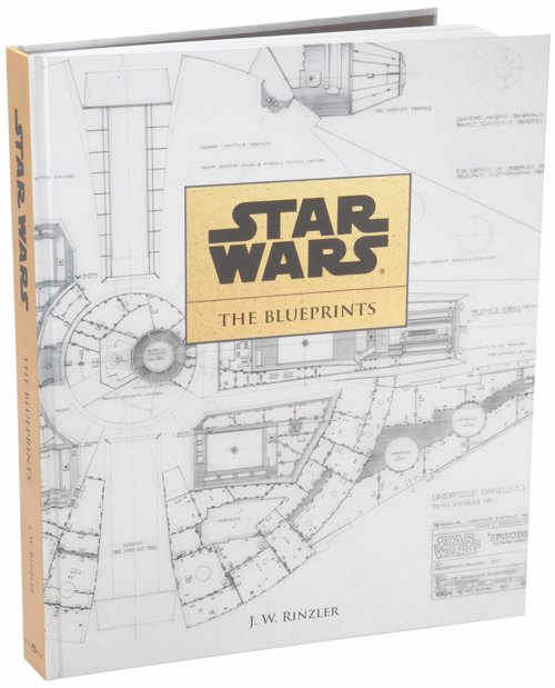 Star Wars: The Blueprints - A fantastic collection of technical drawings from the Lucasfilm Archives