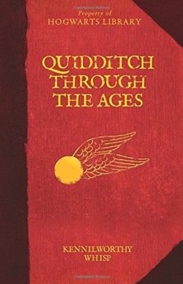 Quidditch Through the Ages - A short book on Quidditch covering the rules, history and the teams, with proceeds from the sales going to charity