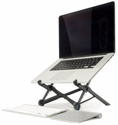 Roost - The Ultimate Portable Laptop Stand - The lightest most portable adjustable laptop stand on the market