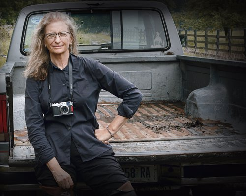 Annie Leibovitz Teaches Photography
