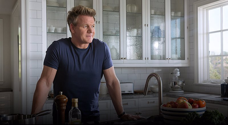 Online Cooking Classes From Gordon Ramsay - Learn to cook direct from the Michelin star chef.