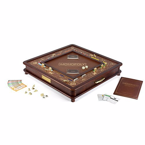 Monopoly Luxury Edition - Now you can fall out with your loved ones in style and luxury