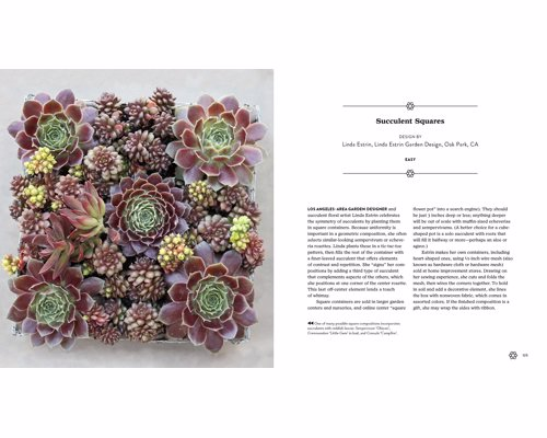 Succulents Simplified Book - Growing, Designing, and Crafting with 100 Easy-Care Varieties