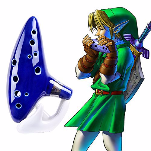 Legend of Zelda Ocarina