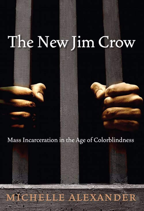"The New Jim Crow:  Mass Incarceration in the Age of Colorblindness - ""A call to action for everyone concerned with racial justice"""