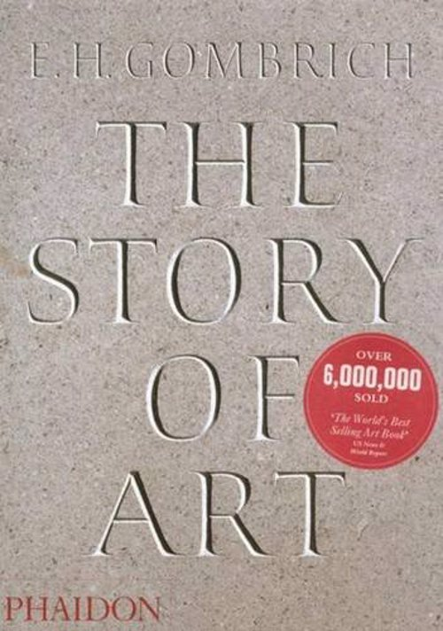 The Story of Art - Comprehensive yet wonderfully readable history of art, essential reading for anyone interested in the subject