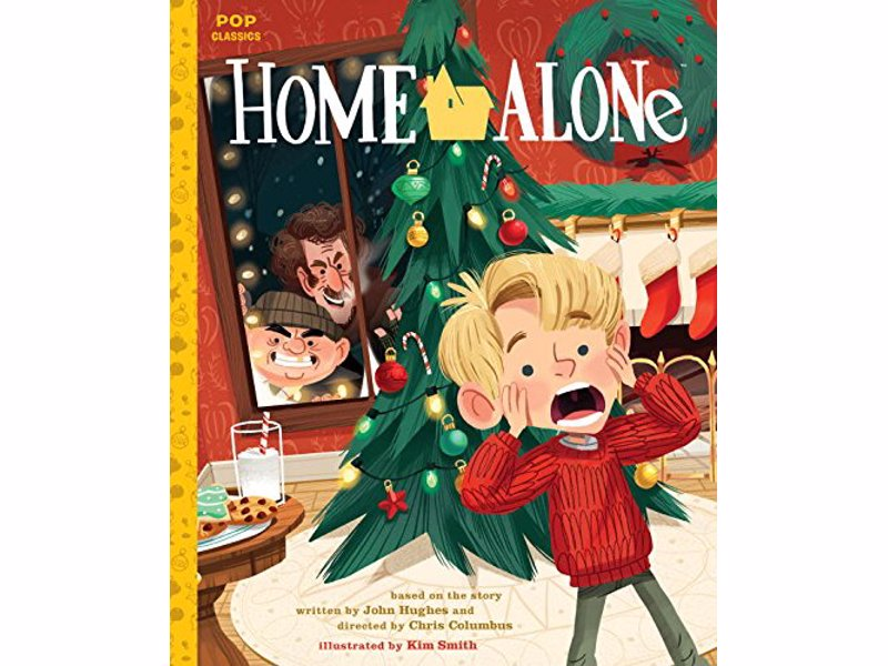 Home Alone: The Classic Illustrated Storybook - The beloved, classic Christmas movie is now an illustrated storybook for readers of all ages