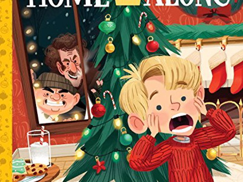 home alone the classic illustrated storybook the beloved classic christmas movie is now - Christmas Movie Classics